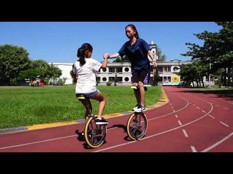 108年大崙國小獨輪車隊暑假集訓